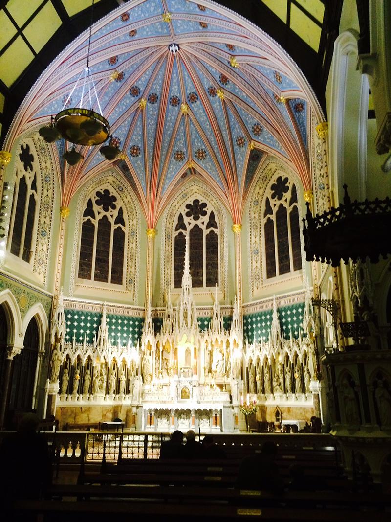 St.Kevins Sanctuary Dublin